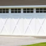New England Series Craftsman Style Garage Doors In Rhode Island Fagan Door Corp