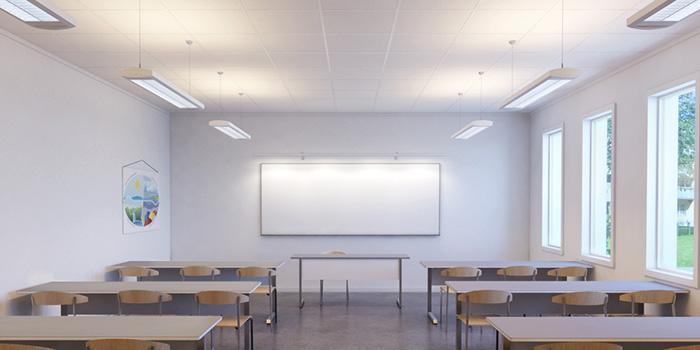 Lighting For Classrooms Fagerhult International