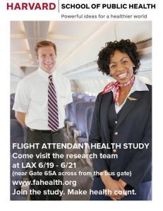 FLight Attendant Health Study