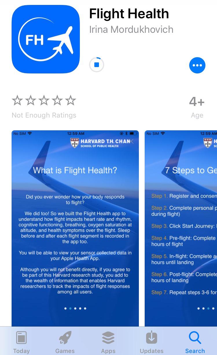 Download the Flight Health app today! - Flight Attendant Health