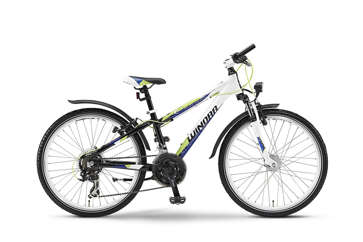 Winora Ruff Rider Mtb 24 Zoll 15