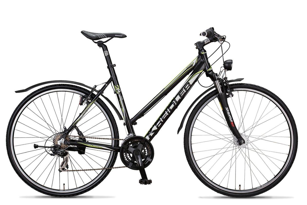 Fahrrad Damen Sportlich Leicht