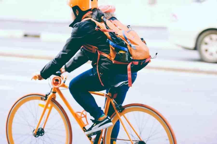 Fahrrad Rucksack
