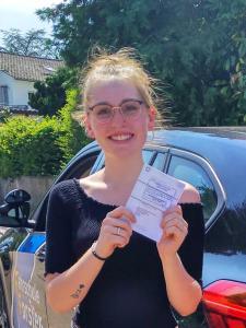 Praktische Führerprüfung - Jill - 09.07.2019
