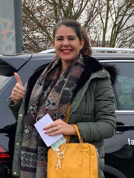 Praktische Führerprüfung - Alessia - 02.12.2020