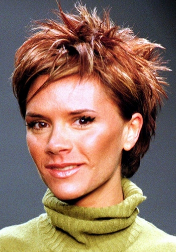 Victoria Beckham Hair Styles Over the Years