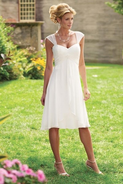 10 NonTraditional Wedding Dresses for the NonTraditional Bride