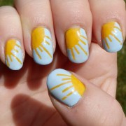 of hottest summer nail art
