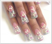 of gel nail design