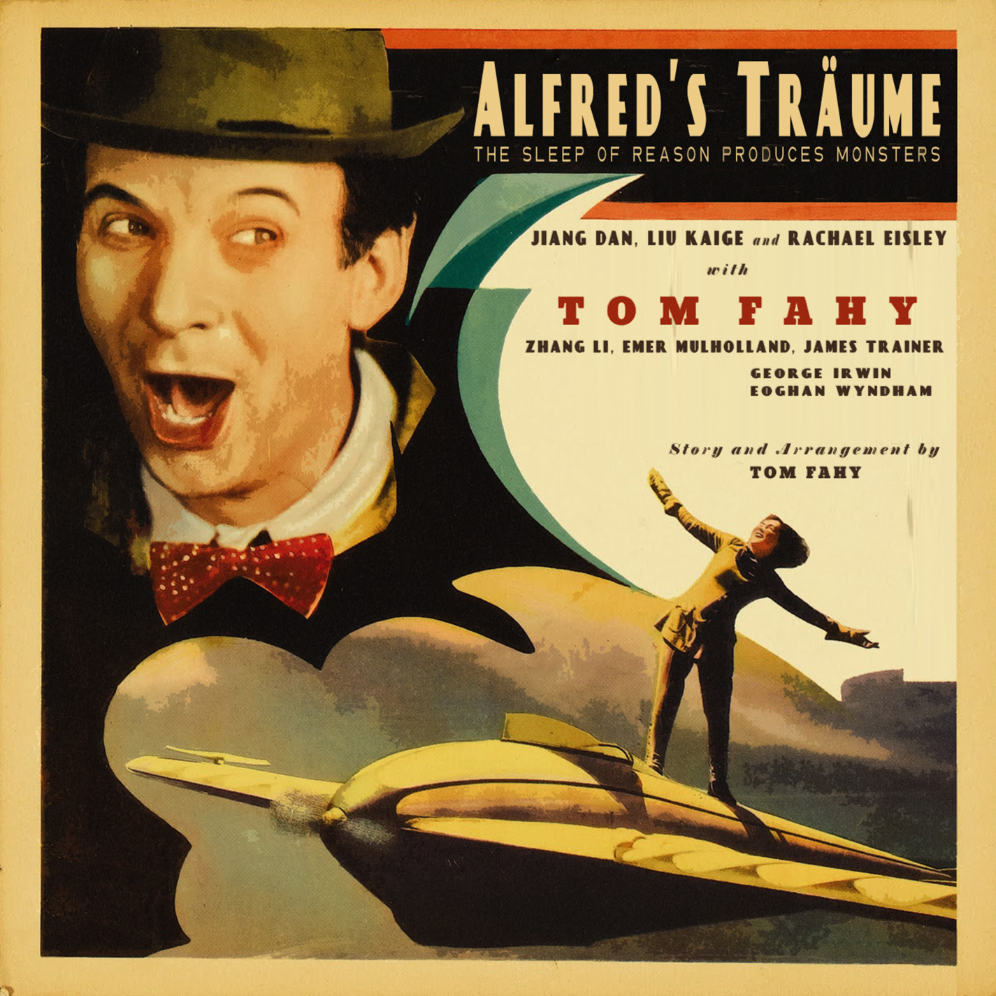 Alfred's Traume by Tom Fahy