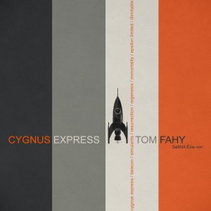 Cygnus Express by Tom Fahy