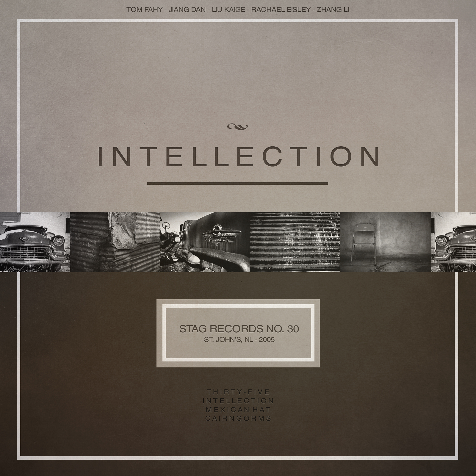 Intellection, by Tom Fahy (2005)