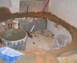 Montare la vasca da bagno