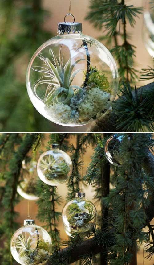 15 modi per decorare il giardino a Natale  Fai da Te Creativo