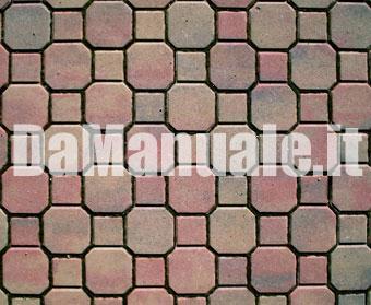 Materiali per le pavimentazioni esterne