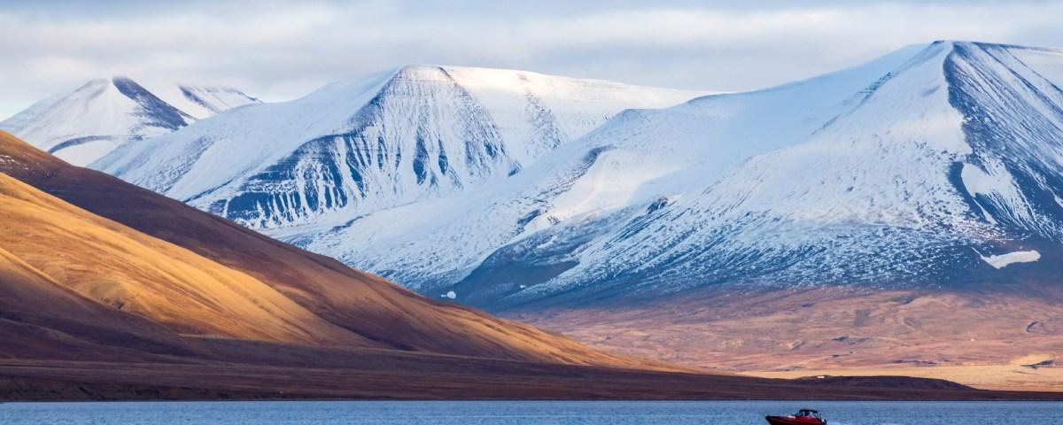 Satellites Validate Svalbard Cod Moratorium
