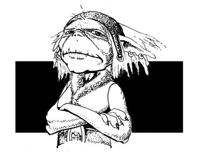 Goblin Maid
