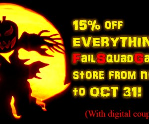 Spooky Sale From now until Halloween
