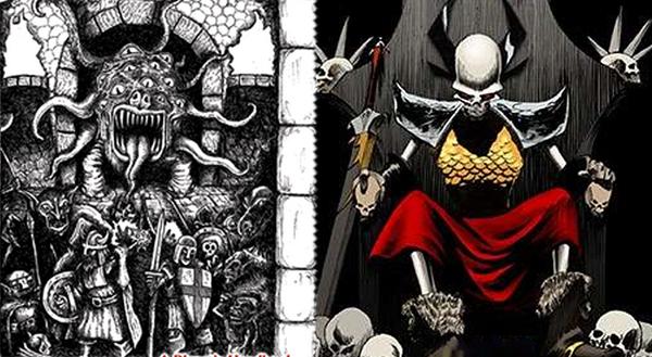 Labyrinth Lord Vs Osric What I Didn T Know Fail Squad