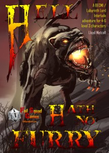Hell Hath No Furry