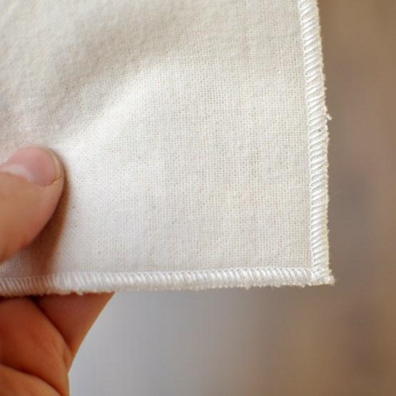 Fair - carrés démaquillants en coton bio