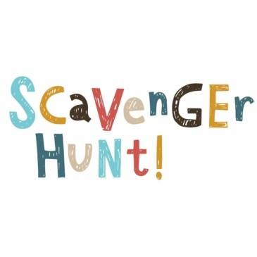 Family Fun Scavenger Hunt