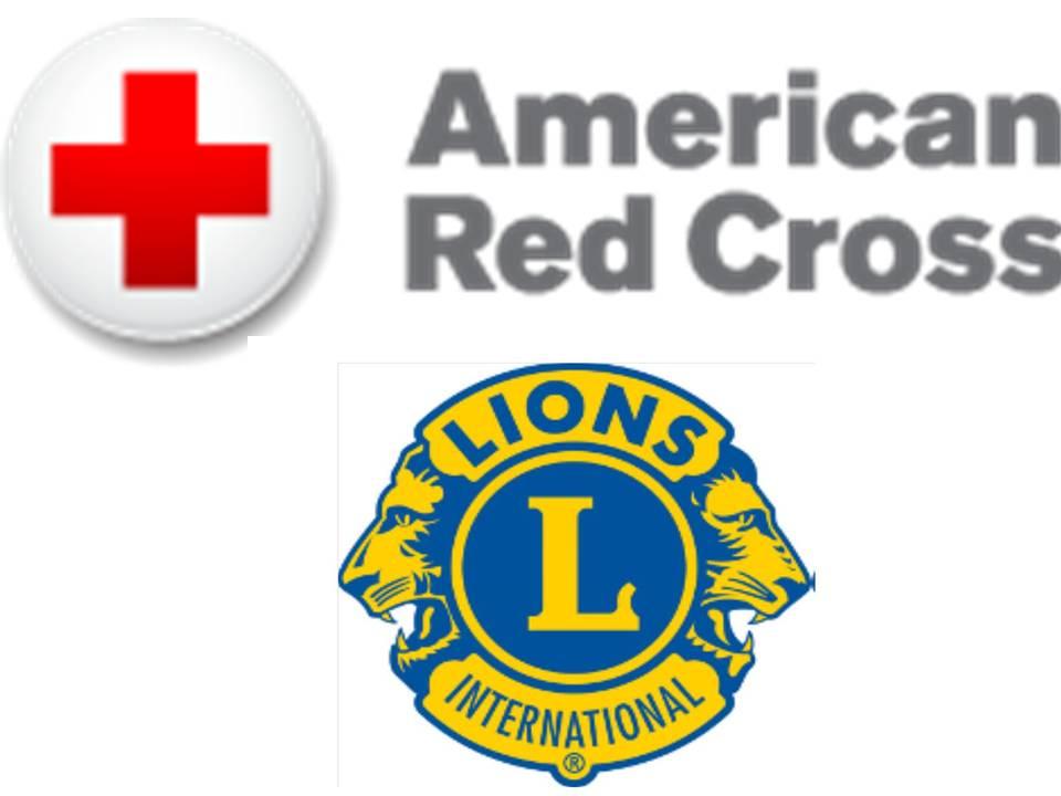 Lions Blooddrive Fairfax Lions Club