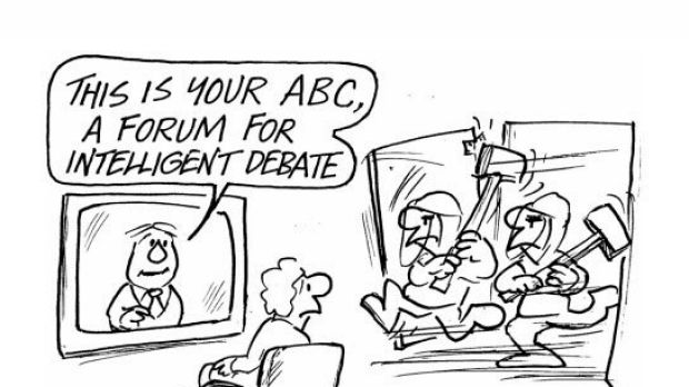 How to save our ABC from Abbott and Murdoch