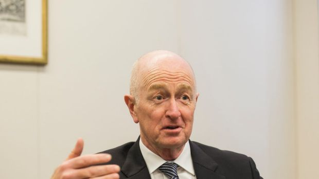 During the darkest days of the GFC, there was intense speculation that then-governor Glenn Stevens would interrupt his ...