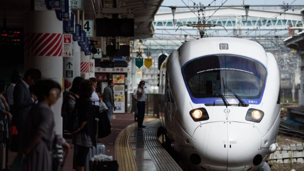 Kobe Steel parts used in Japan's bullet trains failed safety tests.