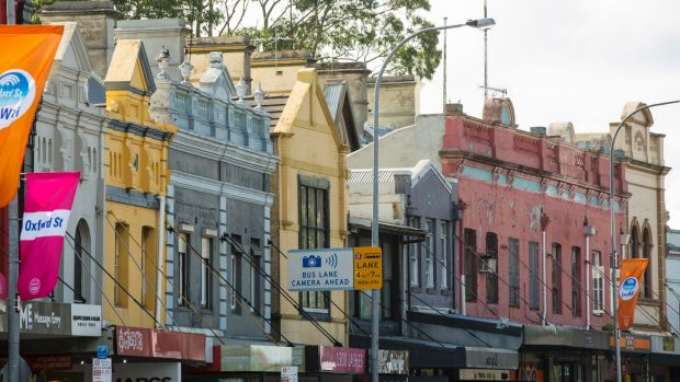 The City of Sydney has spent $45 million revamping the Oxford Street shopping strip.
