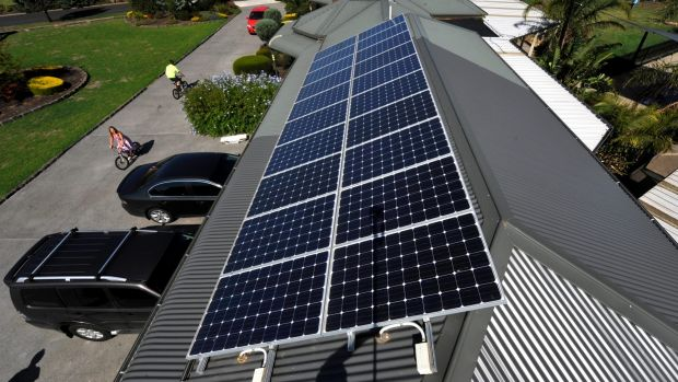 Small solar PV systems are estimated to have generated 1540 gigawatt hours of power within NSW over a 12-month period.