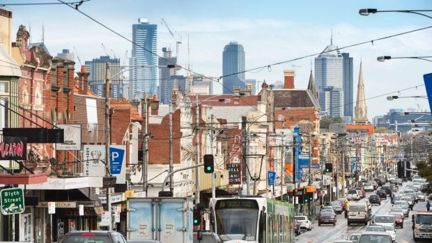 Melbourne prices jumped 0.9 per cent in the month.