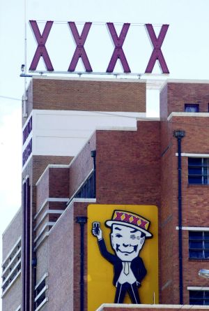 Lion has informed Castlemaine Perkins staff that the famous XXXX brewery will be shut down.
