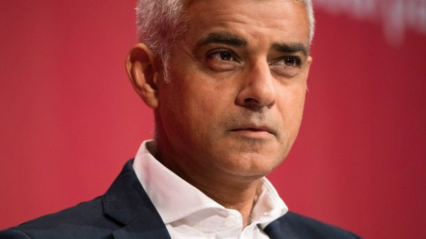 "London Mayor Sadiq Khan criticised Uber for employing an ""army of lawyers""."
