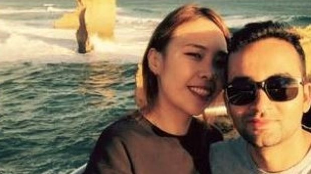 Stella Kim and her partner Sushil Lamichhane were dining at The Ranch in North Ryde when their group was allegedly ...