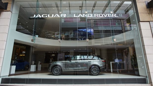 Jaguar Land Rover is recalling vehicles to replace airbags as a precautionary safety measure