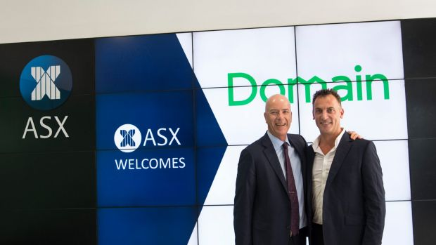 Antony Catalano resigned from Domain Group months after the company listed on the ASX.