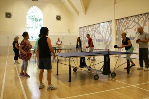 Fairfield Table Tennis