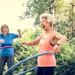 Hula Hoops …burns the calories away
