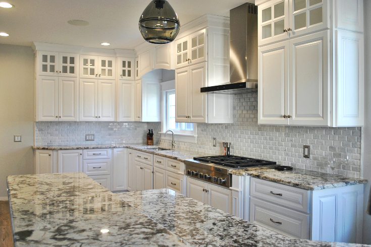 custom kitchen cabinetry blanco faucets elegant white greenville pa fairfield cabinets
