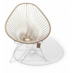 Acapulco Chair Nz Ikea Red Desk Beige White Frame Fairfurniture Com Original Fair Furniture