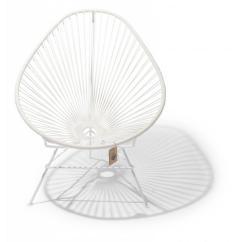 Acapulco Chair Nz Old Wooden Chairs White Frame Fairfurniture Com Fair Furniture