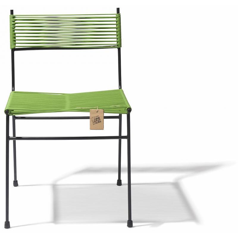 Polanco silla de comedor  verde oliva  Fairfurniturecom