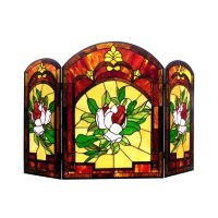 Fireplace | Fairhaven Antiques & Stained Glass