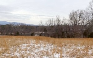 Available Land in Crozet Virginia, Views from Lot 8