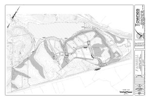 Available Lots in Virginia, Plot Land Layout Sheet 4