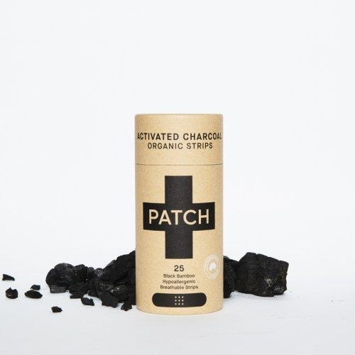 Activated Charcoal bamboe pleisters van PATCH