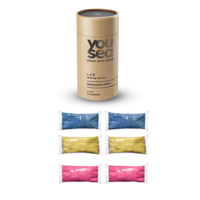 YouSea mix tabs