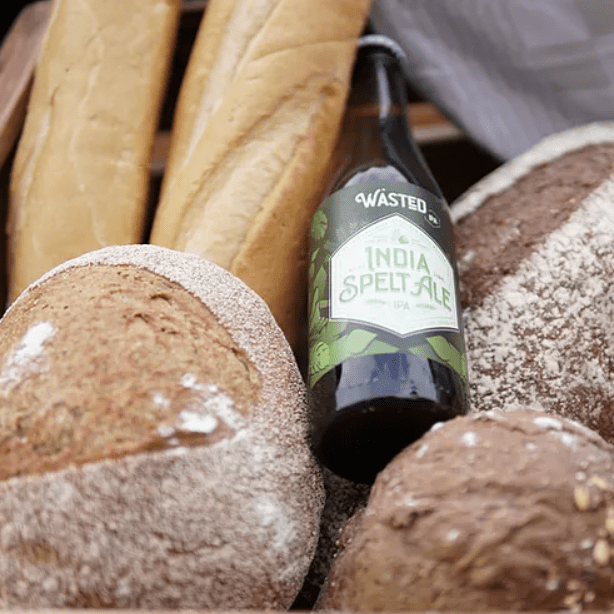 wasted beers india pale ale among bread